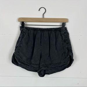 Brandy Melville Black Shorts Size OS